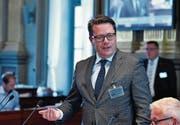Benedikt Würth, CVP, Finanzdepartement (Bild: Regina Kühne)