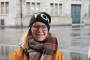 Stefanie Urscheler (19), Gossau.