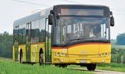 Private Postautohalter bestreiten in der Ostschweiz 76 Linien. (Bild: Donato Caspari (Alterswilen, 27. Mai 2015))
