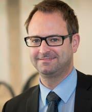 Marcel Aebischer, Präsident TCS-Regionalgruppe St.Gallen und Umgebung. (Bild: Ralph Ribi)