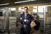 Milo Stössel, Chef von MS Direct. (Bild: Benjamin Manser)