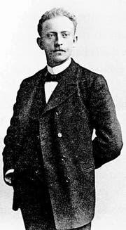 Emil Nolde, 1896.