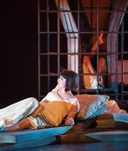 Schwer zu ersetzen: Claude Eichenberger als Carlotta in «Die Gezeichneten». (Bild: Iko Freese)
