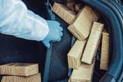Dank internationaler Ermittlungen wurden Drogen in grossem Stil sichergestellt. (Bild: Getty)