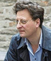 Der St. Galler Bruno Pellandini schreibt, als ob er seit jeher ein Wiener gewesen wäre. (Bild: Gisela Stiegler/PD)