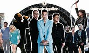 Depeche Mode, Nine Inch Nails, The Killers, Chvurches: grosse Namen und vielversprechende Newcomer am St.Galler Open Air 2018. (Bild: Collage/Elena Freydl)