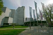Das Theater St.Gallen. (Bild: Reto Martin (Reto Martin))