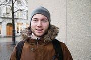 David Huber (20), Gossau.