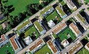 Nicht nur die Zahl der Wohnungen, auch die Qualität ihres Umfeldes ist für viele Mieter wichtig. (Bild: Hanspeter Schiess (Winkeln, 29. Juni 2012))