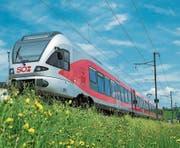 Die Südostbahn treibt ihr Zukunftsprojekt voran. (Bild: SOB)