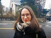 Morena Barra, 27, Zugpendlerin, St.Gallen (Bild: tb)