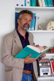Thomas Knecht, leitender Arzt Forensische Psychiatrie des Psychiatrischen Zentrums AR. (Bild: pd)