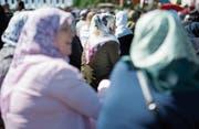 In der liechtensteinischen Öffentlichkeit wurde der Islam bisher kaum thematisiert. (Bild: Benjamin Manser)