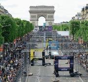 In Paris verfolgten 18 (Bild: Drone Champions League (Paris, 4.Juni 2017))