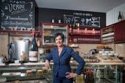 Ingrid Wetzold ist seit über 30 Jahren in der Gastonomie tätig. (Bild: Urs Bucher)