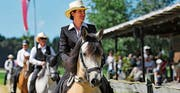 Die Reiterinnen und Reiter von Paso Fino pflegen eine spezielle Kultur. (Bild: PD)