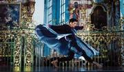 Weit wie der Himmel und erdverbunden: Alberto Terribile im Solo zu Johann Sebastian Bachs Orgelpräludium und Fuge G-Dur. (Bild: Anna-Tina Eberhard)