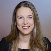 Melanie Schönenberger, Ärztin.