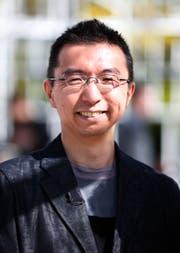 Der japanische Architekt Sou Fujimoto hat den Architekturwettbewerb für das Learning Center auf dem Rosenberg gewonnen. (Bild: Lefteris Pitarakis (AP))