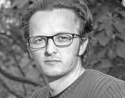Lukas Hofstetter Kulturveranstalter (Bild: Urs Bucher)