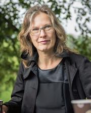 Ingrid Jacober, Stadtratskandidatin für die Grünen, gibt sich kämpferisch. (Bild: Jil Lohse)