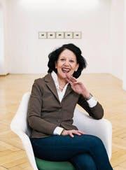 Susanna Kulli hatte im Jahr 1984 ihre erste Galerie in St. Gallen eröffnet. Vor vierzehn Jahren verliess sie die Stadt und verlegte ihre Tätigkeit an die Dienerstrasse in Zürich. (Bild: KEY/Christian Beutler (Zürich, 15. März 2017))