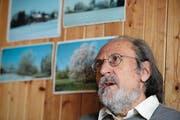 Juristisches Zusammentreffen mit einem alten Bekannten: Tierschützer Erwin Kessler. (Bild: Archiv/Reto Martin)