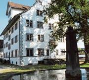 Es ist still geworden: Das Schloss Hauptwil wird nicht mehr bewohnt. (Bild: Georg Stelzner)