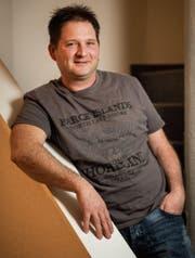 Daniel Zurbrügg, Kandidat für den freiwerdenden Sitz im Gemeinderat Hohentannen. (Bild: Reto Martin)