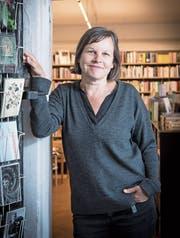 Leonie Schwendimann: «Alles, was ich über Krieg weiss, habe ich aus Büchern gelernt.» (Bild: Ralph Ribi)