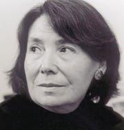 Die Lyrikerin, Schriftstellerin und Musikerin Ursula Riklin-Lorenz starb vor drei Jahren. (Bild: Privatbesitz)