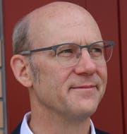 Philip Schneider, Verwaltungsratspräsident der Mühleggbahn AG. (Bild: Reto Voneschen)