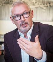 Martin Klöti verteidigt die St. Galler Sozialhilfe-Ansätze. (Bild: Ralph Ribi)