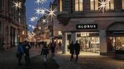 Der Abendverkauf am 23. Dezember findet dank einer Ausnahme doch mit Globus statt. (Bild: Michel Canonica)