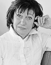 Roswitha Merz (1941 – 2016) (Bild: ky/Karl-Heinz Hug)