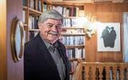 Sein zweiter Lauf: Werner Meier, 71, ist seit 2013 Gemeindepräsident von Lutzenberg – beim ersten Mal war er Ende 30. (Bild: Hanspeter Schiess (Wienacht-Tobel, 1. März 2018))