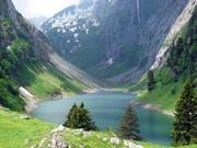 Im Fälensee im Alpstein schwimmt seit 40 Jahren der kandaische Seesaibling. Das soll sich nun ändern.