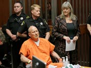 """War am Freitag erstmals vor dem Richter: der mutmassliche """"Golden State Killer"""", der in Kalifornien für mindestens zwölf Morde und über 45 Vergewaltigungen verantwortlich sein soll. (Bild: KEYSTONE/AP/RICH PEDRONCELLI)"""