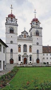 Klosterkirche Rheinau (Bild: pd)