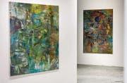 «Abstraktion ist eine Zumutung», sagt Conrad Steiner. (Bild: Reto Martin)