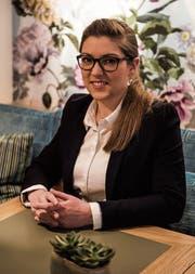 Franziska Ryser (Junge Grüne) gibt das Präsidium des Stadtparlaments bald ab. (Bild: Sabrina Stübi)