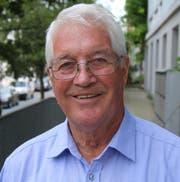 Alfred Mallepell, Präsident des Quartiervereins Tschudiwies-Centrum. (Bild: Reto Voneschen)