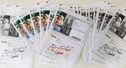 Am Mittwochmorgen konnten Olma-Tickets gratis bestellt und ausgedruckt werden - einige taten dies im grossen Stil. (Bild: FM1Today)