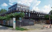In Kreuzlingen entsteht die neue SBW-Privatschule Talent-Campus Bodensee. (Bild: PD)