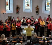 In der Kapelle Heldswil waren am Sonntag sämtliche Plätze besetzt. (Bild: Jolanda Riedener)