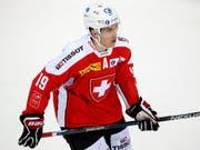 Reto Schäppi vom Schweizer Meister ZSC Lions rückte in die Nationalmannschaft ein (Bild: KEYSTONE/SALVATORE DI NOLFI)