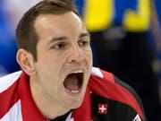 Für Sven Michel hat sich der beherzte Einsatz an der Weltmeisterschaft gelohnt (Bild: KEYSTONE/GEORGIOS KEFALAS)