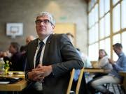 Einziger Kandidat der BDP für die Regierungsratswahlen in Graubünden: Volkswirtschaftsdirektor Jon Domenic Parolini (Bild: KEYSTONE/GIAN EHRENZELLER)