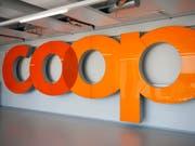 Der Detailhändler Coop stellt den Online-Marktplatz Siroop auf Ende Jahr ein. (Bild: Keystone/WALTER BIERI)