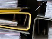 Nach Ausstiegen bei Publicitas wollen der Verband Schweizer Medien und mehrere Medienhäuser eine neue Gesellschaft gründen, die Verlage und Kunden bei der Abwicklung von Inseratekampagnen unterstützen soll. Sie soll der ganzen Branche zur Verfügung stehen. (Bild: KEYSTONE/PETER KLAUNZER)